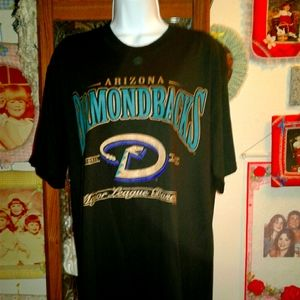 NWT Arizona Diamondbacks Major League Baseball T